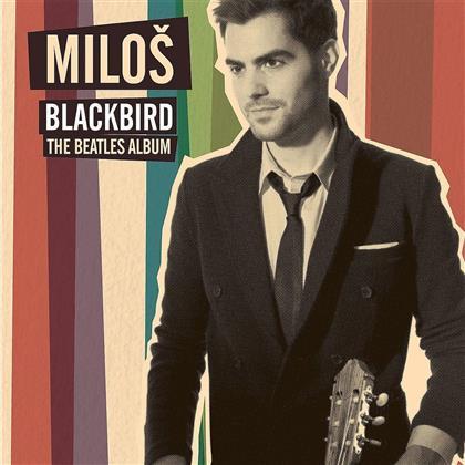 Milos Karadaglic - Blackbird - The Beatles Album (LP)