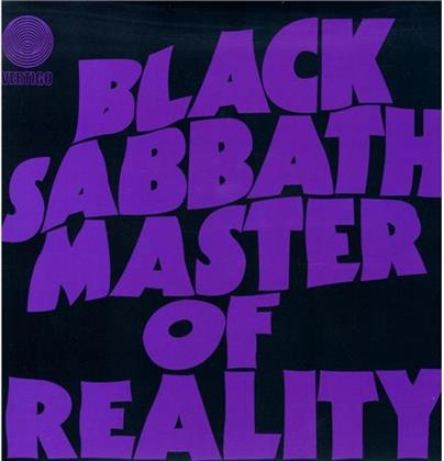 Black Sabbath - Master Of Reality (Deluxe Edition, 2 CDs)