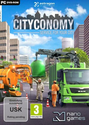 Cityconomy:Service for your City
