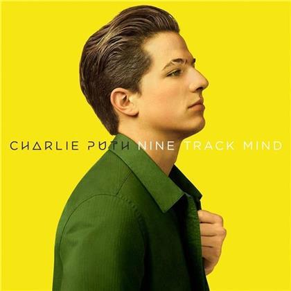 Charlie Puth - Nine Track Mind (LP + Digital Copy)