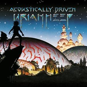 Uriah Heep - Acoustically Driven - Reissue, Limited, Mini LP (Japan Edition)