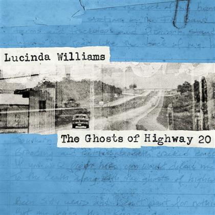 Lucinda Williams - Ghosts Of Highway 20 (2 LPs + Digital Copy)