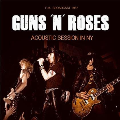 Guns N' Roses - Acoustic Sessions In NY