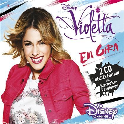 Violetta: En Gira - OST (Edizione Limitata, 2 CD)