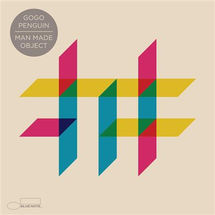 Gogo Penguin - Man Made Object (2 LPs)