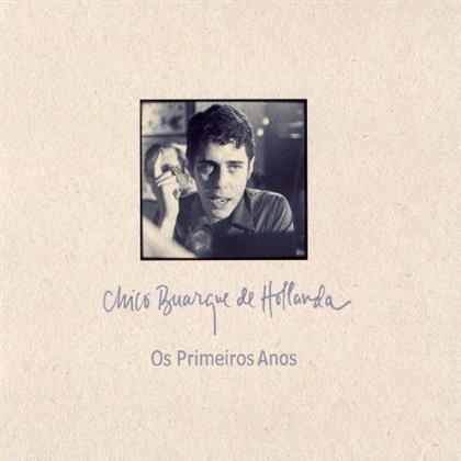 Chico Buarque - Os Primeiros Anos (3 CDs)