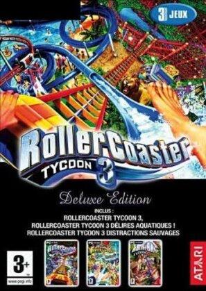 Roller Coaster Tycoon 3 Deluxe