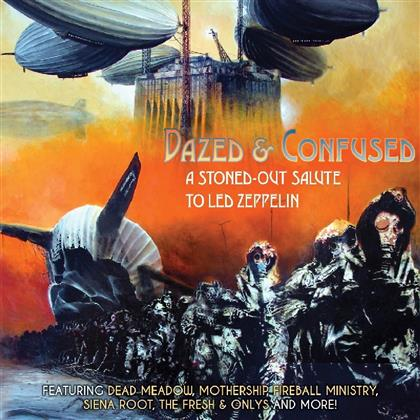 Dazed & Confused - A Stoned-Out Salute To Led Zeppelin - Various