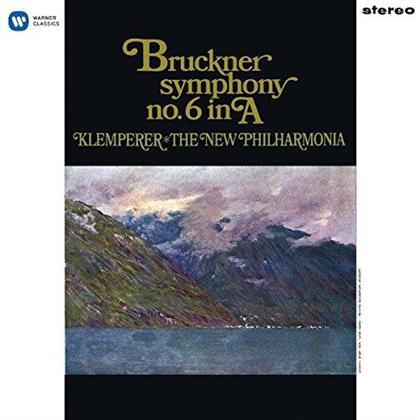Anton Bruckner (1824-1896), Otto Klemperer & The New Philharmonia - Symphony No.6 In A (Remastered, Hybrid SACD)
