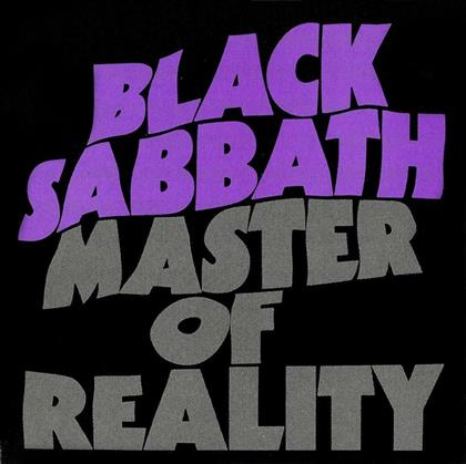 Black Sabbath - Master Of Reality (Deluxe Edition, 2 LPs)