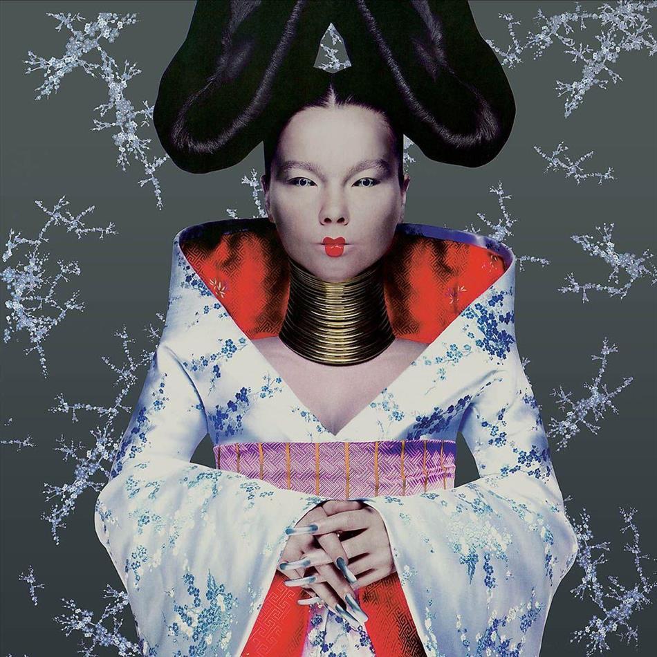 Björk - Homogenic - 2016 Version (LP + Digital Copy)