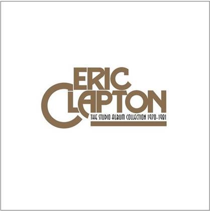 Eric Clapton - Studio Album Collection (9 LPs)