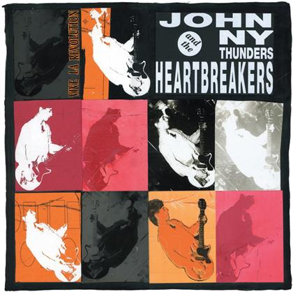 Johnny Thunders & The Heartbreakers - Vibela Revolution - Live - RSD 2015 (LP)