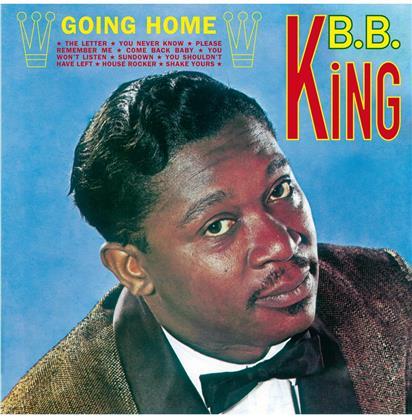 B.B. King - Going Home (LP)