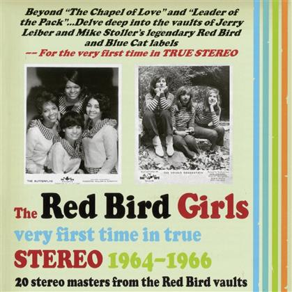Red Bird Girls - Very First Time In True