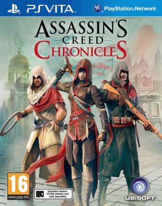 Assassins Creed Chronicles Trilogy