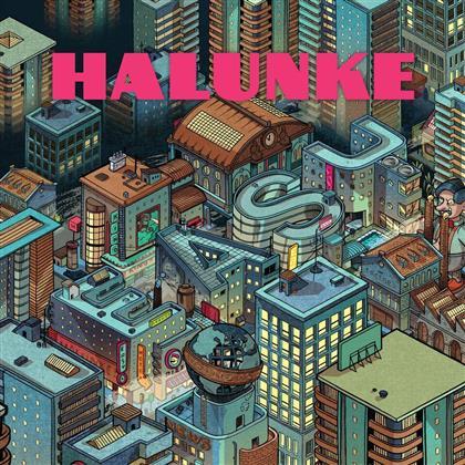 Halunke - Easy EP