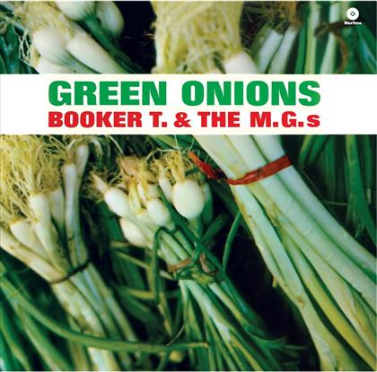 Booker T & The MG's - Green Onions (LP)