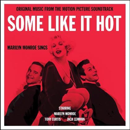 Some Like It Hot - OST - Marilyn Monroe, Jack Lemmon, Tony Curtis (LP)