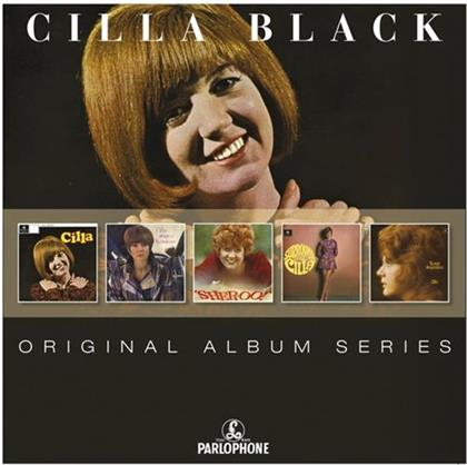Cilla Black - Original Album Series (5 CDs)