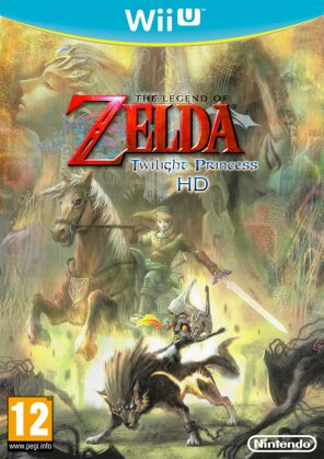 The Legend of Zelda:Twilight Princess HD