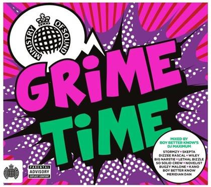 Grime Time (2 CDs)