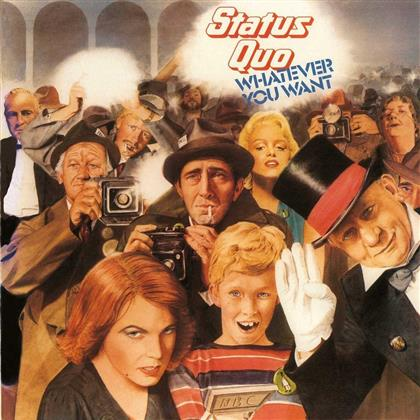 Status Quo - Whatever You Want (Deluxe Edition, 2 CDs)