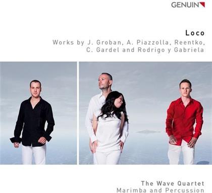 Wave Quartet - Loco Marimba & Percussion