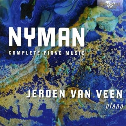 Michael Nyman (*1944 -) - Complete Piano Music (2 CDs)