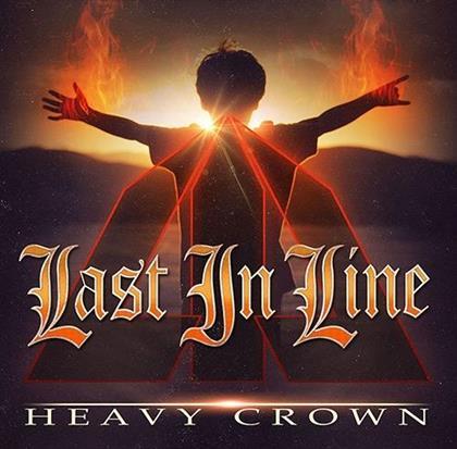 Last In Line (Rock) - Heavy Crown (Japan Edition)