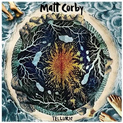 Matt Corby - Telluric (LP + Digital Copy)