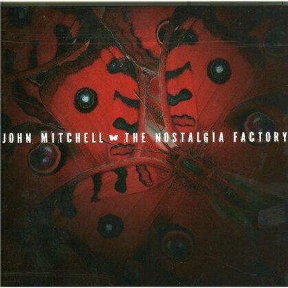 John Mitchell - Nostalgia Factory EP