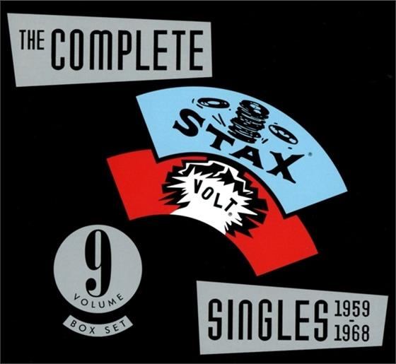 Complete Stax - Various - Volt Singles 1959-1968 (9 CDs)
