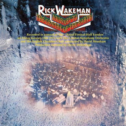 Rick Wakeman - Journey To The Centre Of The Earth - 2016 Standard Version