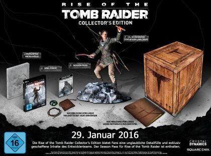 Rise of the Tomb Raider (Édition Collector)