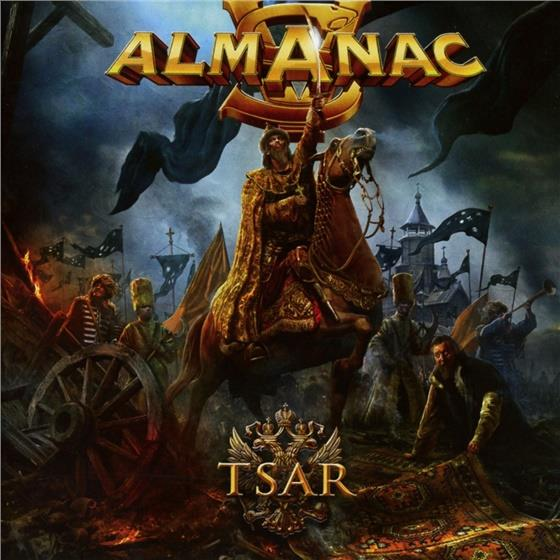 Almanac (Victor Smolski) - Tsar