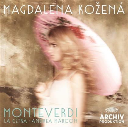Magdalena Kozena, Claudio Monteverdi (1567-1643), Andrea Marcon & La Cetra - Monteverdi