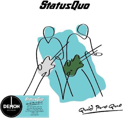 Status Quo - Quid Pro Quo (Deluxe Edition, 2 LPs)