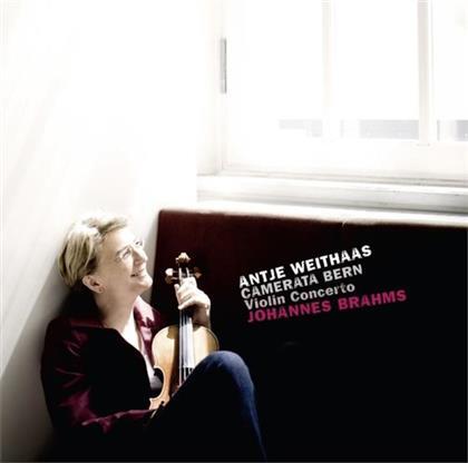 Camerata Bern, Johannes Brahms (1833-1897) & Antje Weithaas - Violin Concerto (LP)