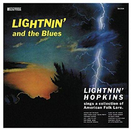 Lightnin' Hopkins - Lightnin' And The Blues