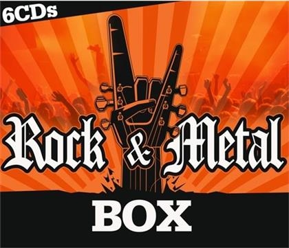 Rock & Metal Box (6 CDs)