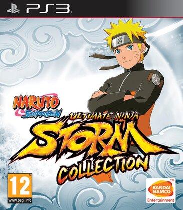 Naruto Shippuden Ultimate Ninja Storm Compilation