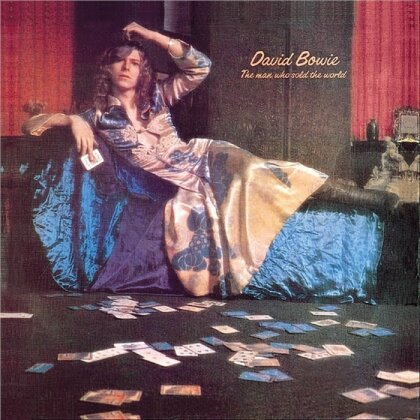 David Bowie - Man Who Sold The World - 2016 Version (Remastered, LP)