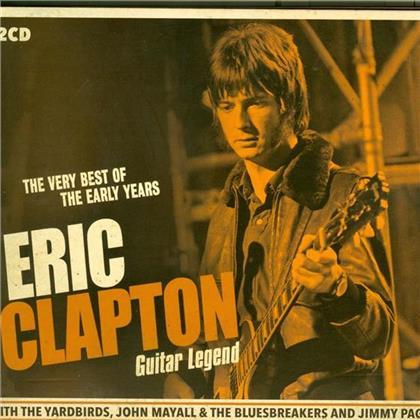 Eric Clapton - Guitar Legend/Very Best (2 CDs)
