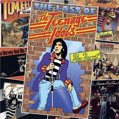 Alex Harvey - Last Of The Teenage Idols (14 CDs)