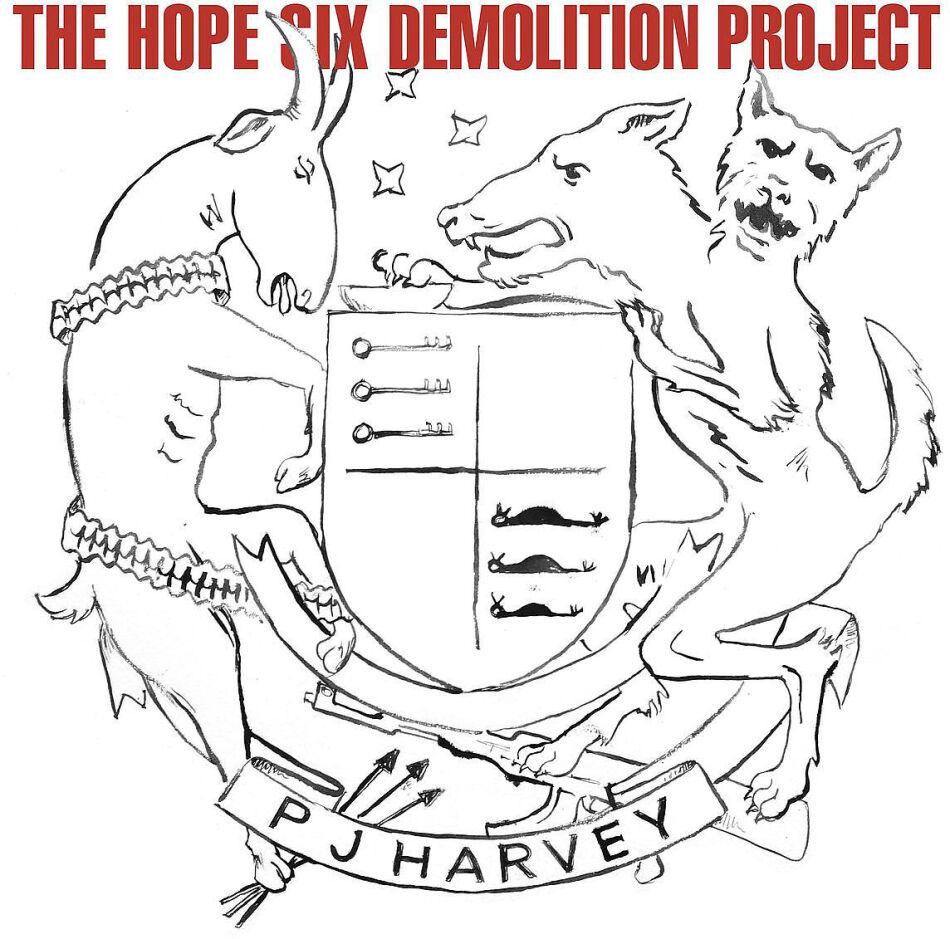 PJ Harvey - Hope Six Demolition Project