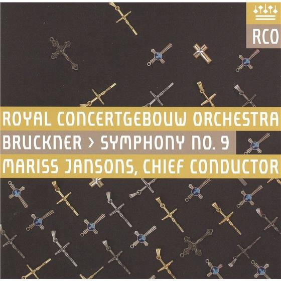 Anton Bruckner (1824-1896), Mariss Jansons & Royal Concertgebouw Orchestra - Symphony No.9 (Hybrid SACD)