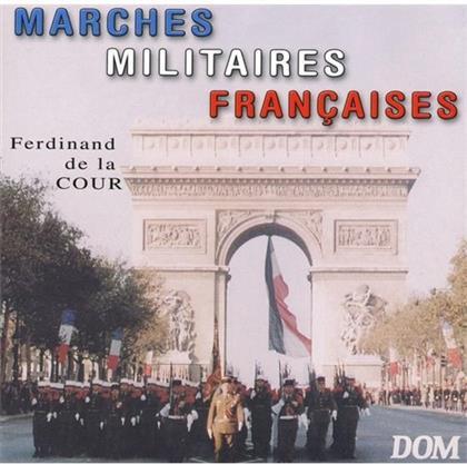 Ferdinand De La Cour - Franzoesische Militaer
