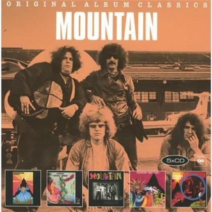 Mountain - Original Album Classics - 2016 Version (5 CDs)