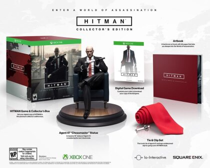Hitman (Code In A Box) (Édition Collector)
